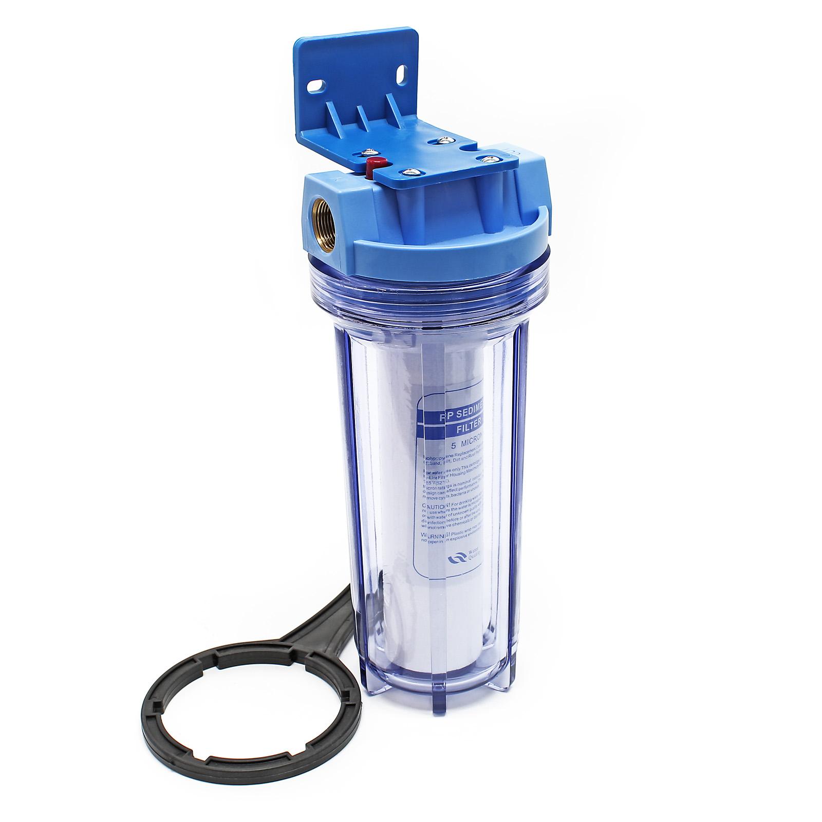 Naturewater 26,16 mm 3/4 Zoll 1-stufiger Wasserfilter